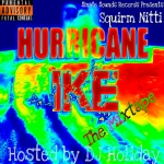 Squirm Ike Mixtape cover
